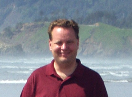 Ray at Cannon Beach,Oregon