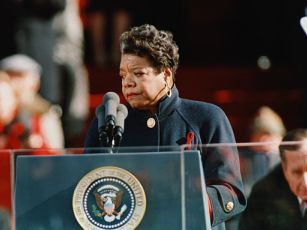 an analysis of on the pulse of morning by maya angelou 'still i rise' and 'on the pulse of the morning' for the inaugeration of president clinton maya angelou now has a lifetime appointment as  an analysis of the.