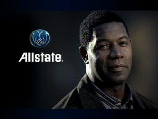 That's Allstate's stand. Are you in good hands?