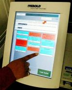 Touchscreen VotingMachine