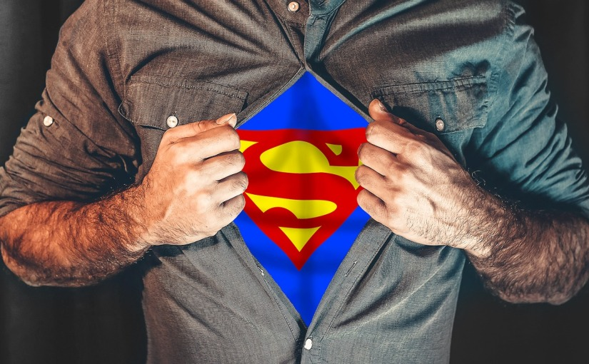 You Are The Hero You're Waiting For – Day 42 of 365 Days to a Better You