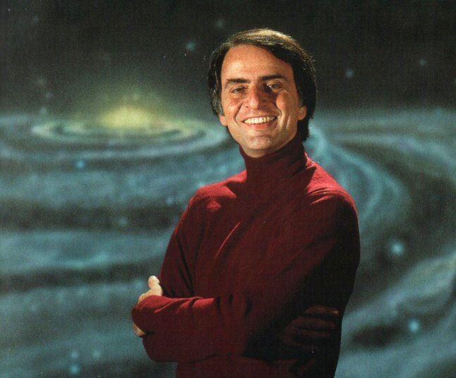 A Little Carl Sagan to Close YourEvening
