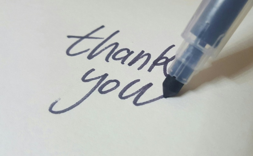 The Power of Thank You – Day 53 of 365 Days to a Better You
