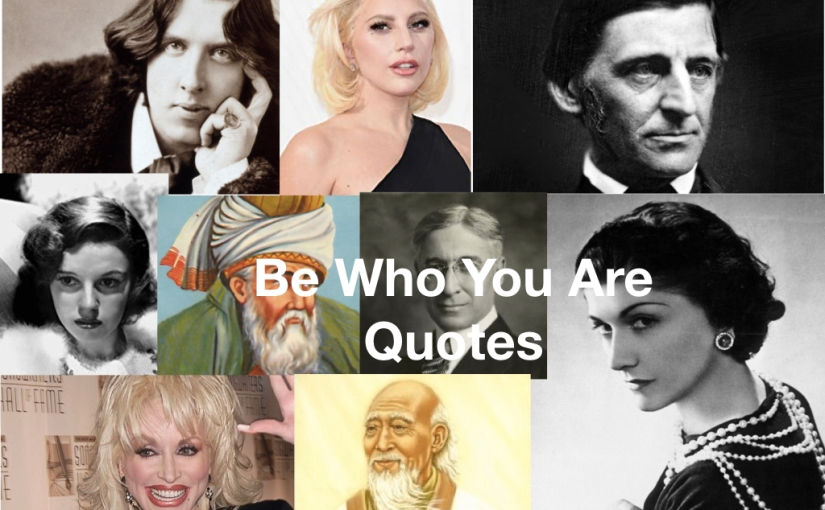 Be Who You Came Here to Be – Day 84 of 365 Days to a Better You
