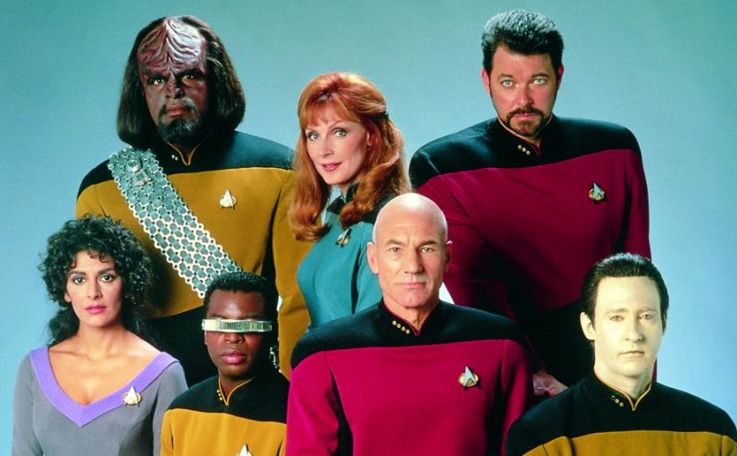 6 Star Trek: The Next Generation Quotes ThatInspire