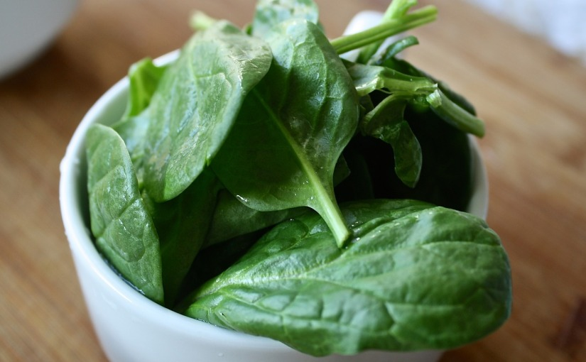 Your Spinach and Your Kryptonite – Day 93 of 365 Days to a Better You
