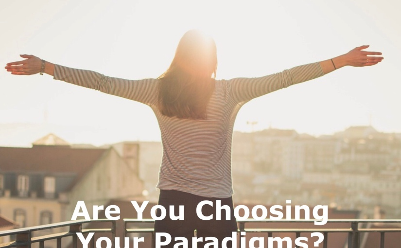 Are You Choosing Your Paradigms – Day 230 of 365 Days to a Better You