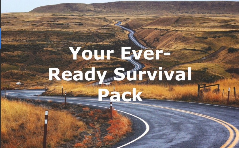 Your Ever-Ready Survival Pack – Day 255 of 365 Days to a BetterYou