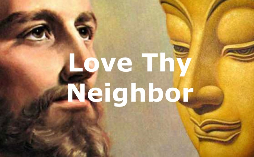 Love Thy Neighbor – Day 274 of 365 Days to a Better You