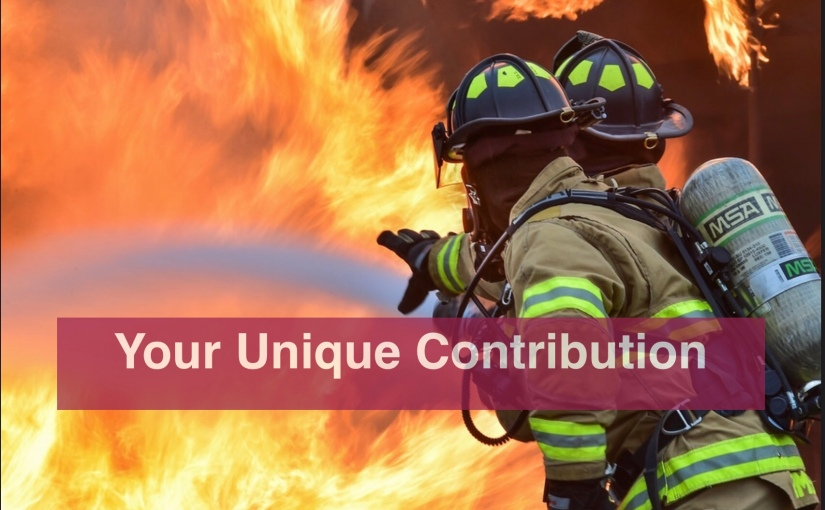 Your Unique Contribution – Day 301 of 365 Days to a BetterYou