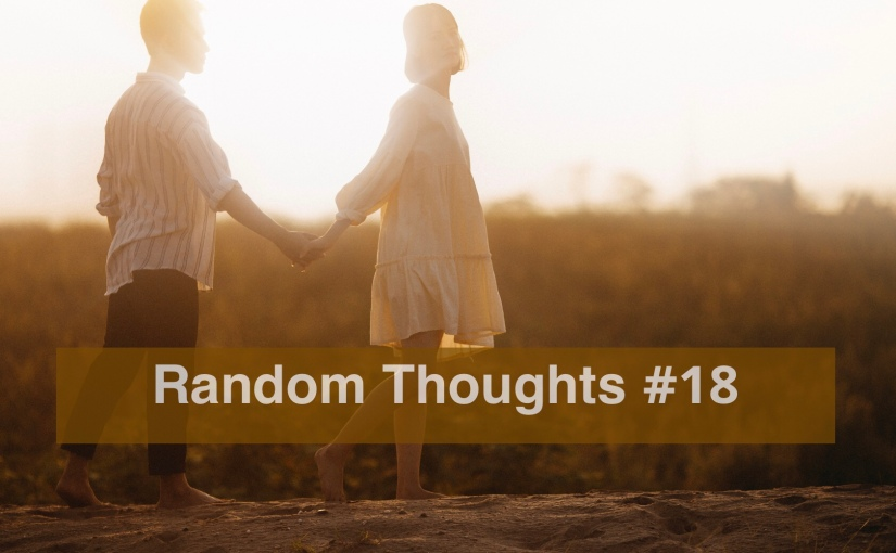 Random Thought #18 – The Human Spirit