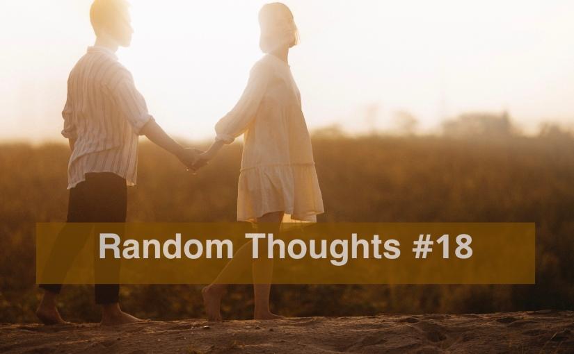 Random Thought #18 – The HumanSpirit