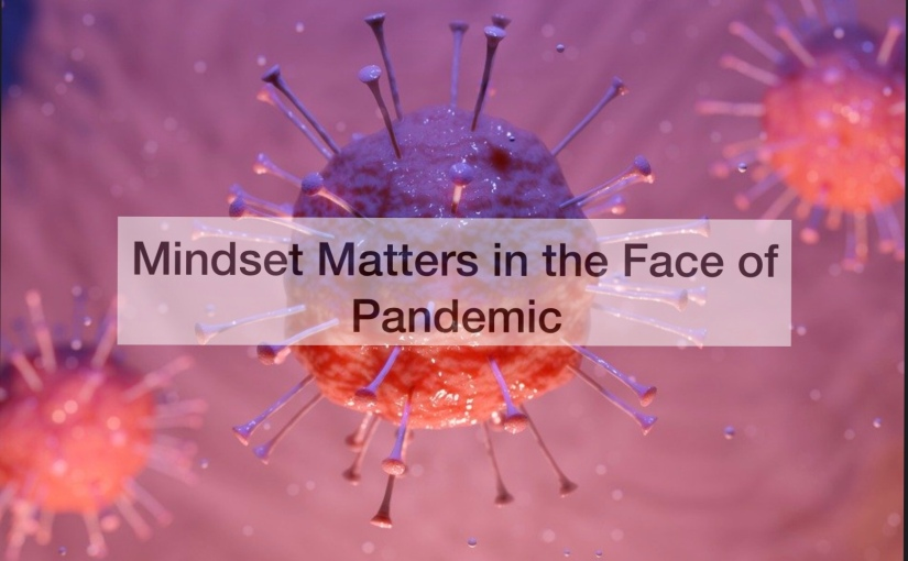 Mindset Matters in the Face of Pandemic