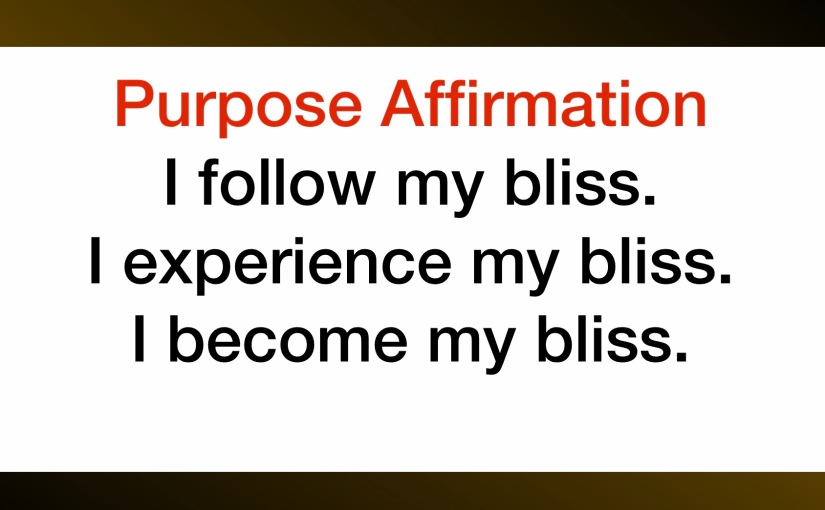 14 Purpose Affirmations