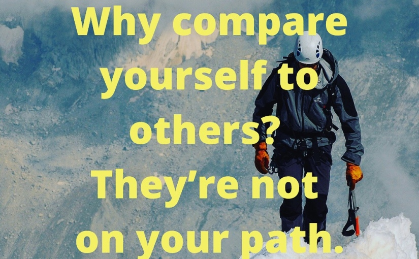 5 Ways to Stop Comparing Yourself with Others