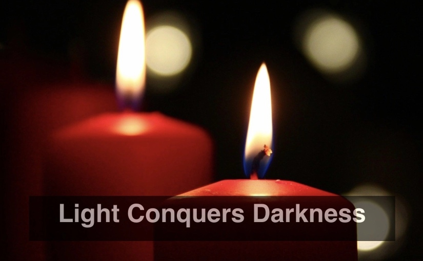 Light Conquers Darkness