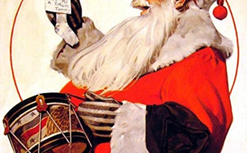 Yes, Virginia, There Is a SantaClaus