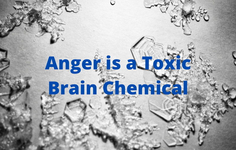 Anger is a Toxic Brain Chemical