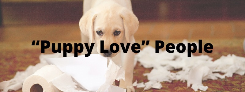 """""""Puppy Love"""" People"""
