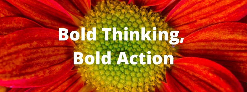 Bold Thoughts, BoldAction