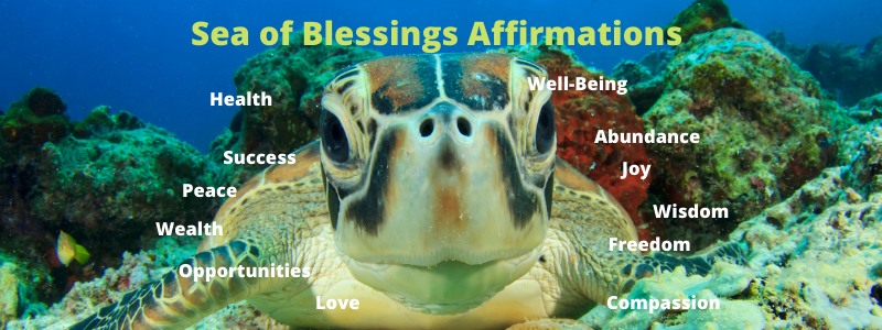 Blessings of the SeaAffirmations